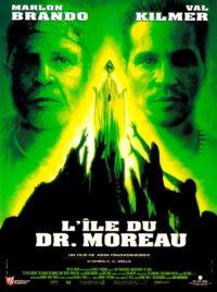 Affiche du film Ile de Docteur Moreau 1996
