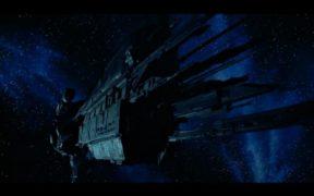 Un vaisseau aux airs de fusil d'assaut