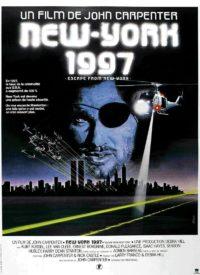 New-York 1997 affiche française