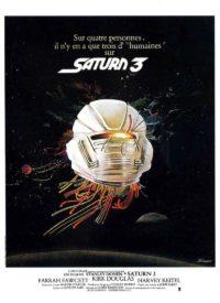 Saturn 3 affiche française
