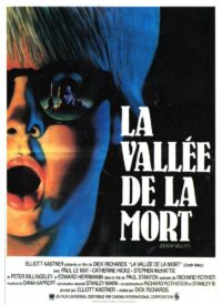 La vallée de la mort affiche française