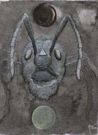 Illustration du film Phase IV par Alexandre Metzger