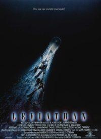 Leviathan 1989 affiche film américaine