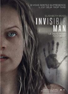Affiche française Invisible Man