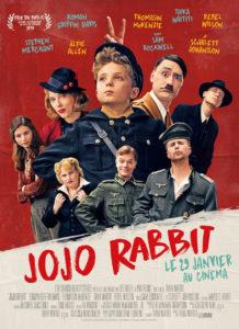 Jojo Rabbit Affiche française