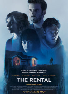 Affiche The Rental