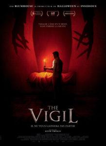 The Vigil Affiche