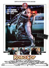 Robocop affiche française