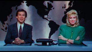 Un couple de présentateurs magnifiques pour raconter le monde en 3 minutes