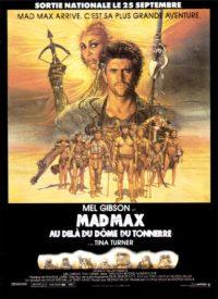 Affiche française de Mad Max 3