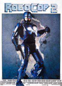 Affiche française robocop 2