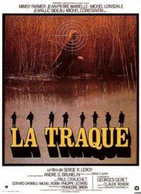 La Traque Affiche du film de Serge Leroy
