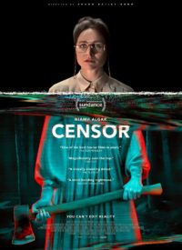 Censor affiche américaine