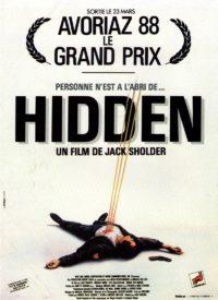 Affiche française de Hidden 1